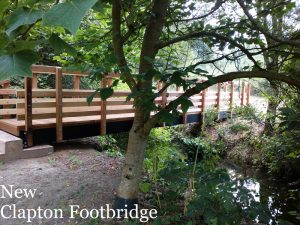 Clapton-Footbridge